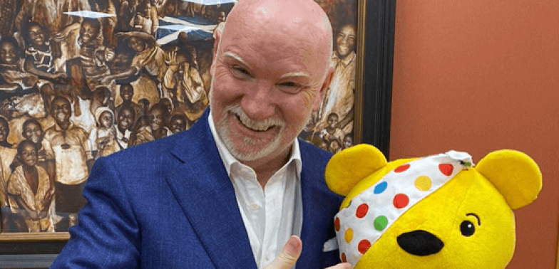 The Hunter Foundation (THF) announces pledge of funding to BBC Children in Need