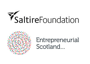 The Saltire Foundation and Entrepreneurial Scotland Hunter Foundation Partner